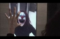 Monster In The Mirror Prank