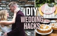12 DIY Wedding Tips And Tricks