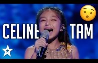 Amazing Voice Of 10-Year-Old Singer Celine Tam