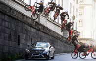 These Urban Bicycle Stunts Will Leave You Awestruck