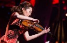 Ji-Hae Park's Terrific Violin Performance