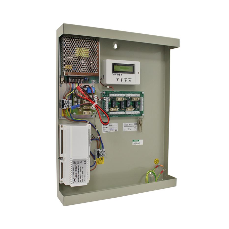 medium resolution of vx2200 video control cabinets