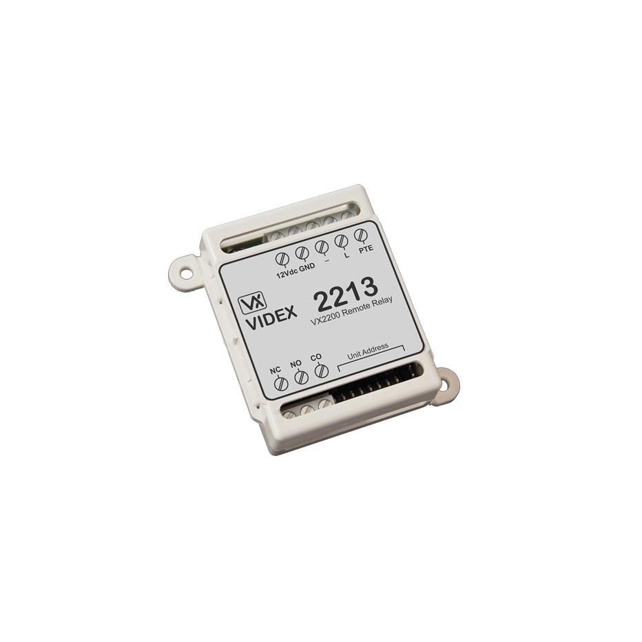 hight resolution of videx vx2200 wiring diagram vx2200 remote relay videx security design