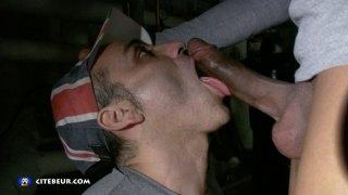 La grosse bite à Farid