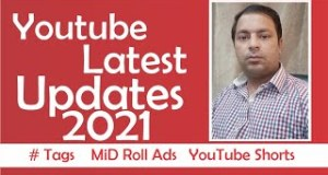 Youtube Latest Updates for Creator 2021