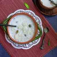 Aval Payasam | Poha Kheer | Flattened Rice Pudding