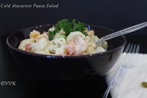 ColdMacaroniPastaSalad