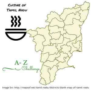 Cuisine ofTamil Nadu