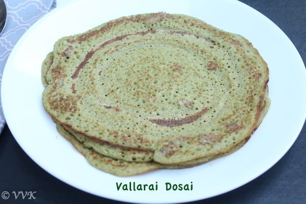 VallaraiDosaiRecipe