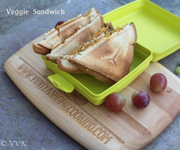 VegetarianSandwich