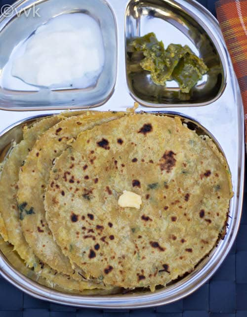 mooliparatha