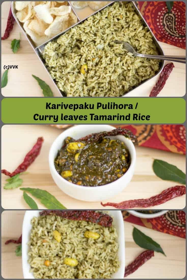 CurryLeavesPuliodarai