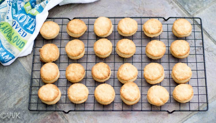 Baked Buttermilk Biscuits