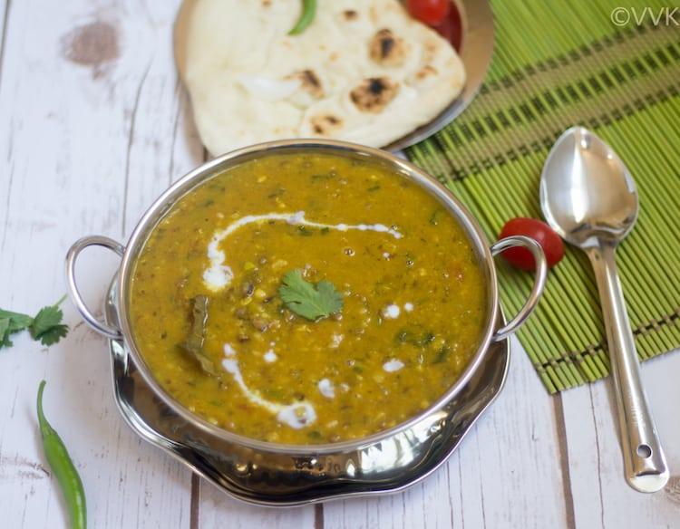 Instant Pot Punjabi Dhaba Style Dal Fry