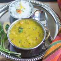 Instant Pot Dosakaya Pappu | Yellow Cucumber Dal