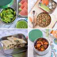 A to Z Kids-Friendly Lunch Box Recipes - Roundup