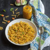 Instant Pot Carrot Sauce Pasta