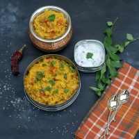 Varagu Arisi Kootanchoru | Instant Pot Millet Kootanchoru