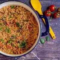 Foxtail Millet Tomato Biryani | Thinai Thakkali Biryani