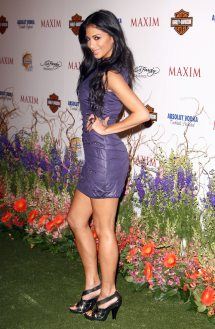 Nicole Scherzinger 11th Annual Maxim Hot 100 Party