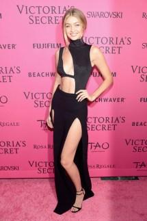 Gigi Hadid Victoria Secret Fashion Show 2015