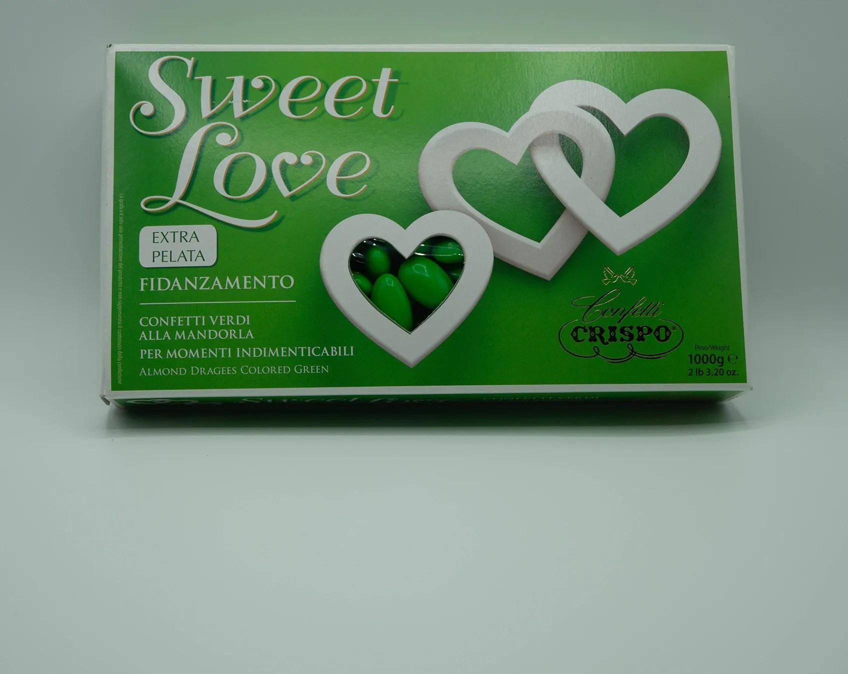 Confetti Sweet Love