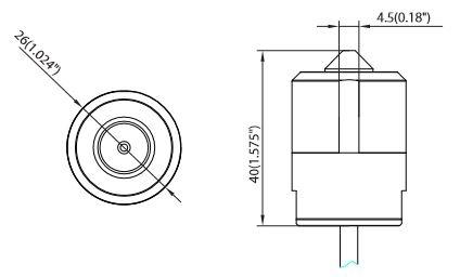Hikvision DS-2CD6412FWD-10 skjult 1,3 MP