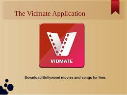 Vidmate app songs download