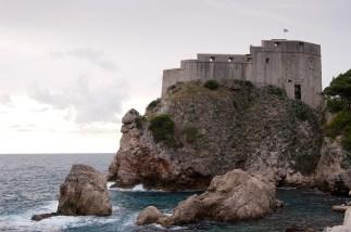 Dubrovnik - tvrđava Lovrijenac