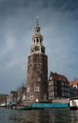 Amsterdam - Montelbaanstower