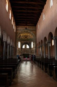 Poreč, Eufrazijeva bazilika - Porec, St Euphrasius basilica