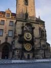 Prag, vječnica sa satom - Prague Old Town Hall with astronomical clock