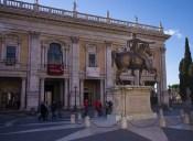 Campidoglio, Marko Aurelije - Campidoglio Marcus Aurelius