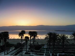 Mrtvo more, zalazak sunca - Dead Sea, Sunset