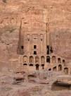 Petra, kraljevske grobnice - Petra, Royal Tombs