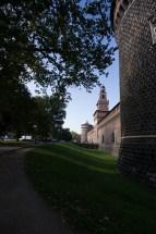 Milano, Dvorac Sforza - Milan, Sforza Castle