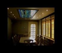 Fabricación de vidriera para puerta