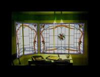 Fabricación de vidrieras Tiffany para ventanas