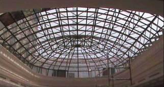 Vidrieras de plomo para el Palacio Buenavista