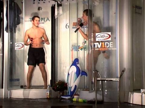 100-Hour Shower Record