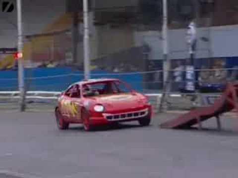Amazing Car Roll Championships