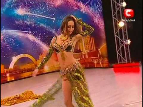 Another Gem Of A Belly Dance From Ukraine