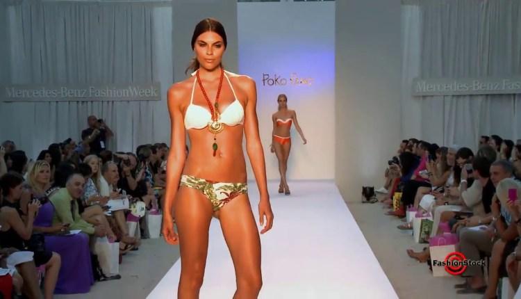 Brazilian Bikini Fashion Models Catwalk
