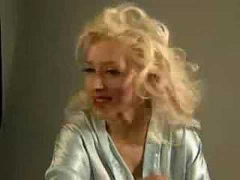 Christina Aguilera Exclusive GQ Photoshoot