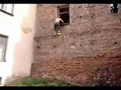 Crazy Russian Street Climber