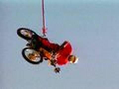 Extreme Motorbike Bungee