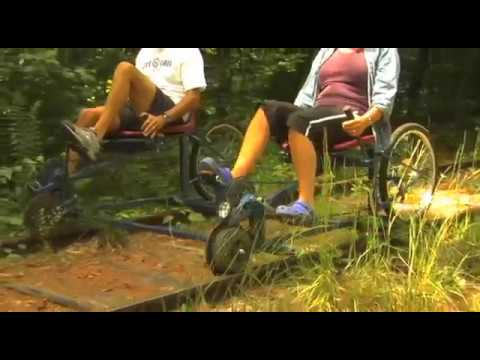 Have You Ever Seen Rail Bike?
