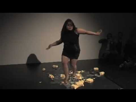 Hilariously Funny Dance On Butter