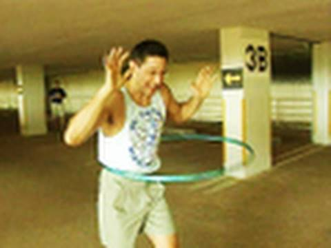 Hula Hoop Racing Record