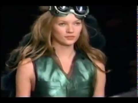 Kate Moss Exclusive Catwalk Compilation